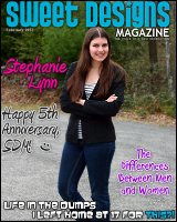 Sweet Designs Magazine Cover